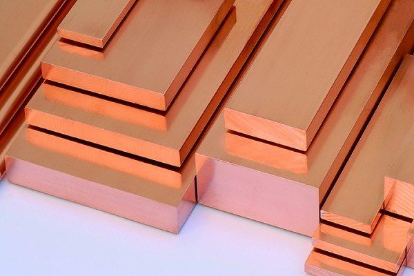 Characteristics of copper
