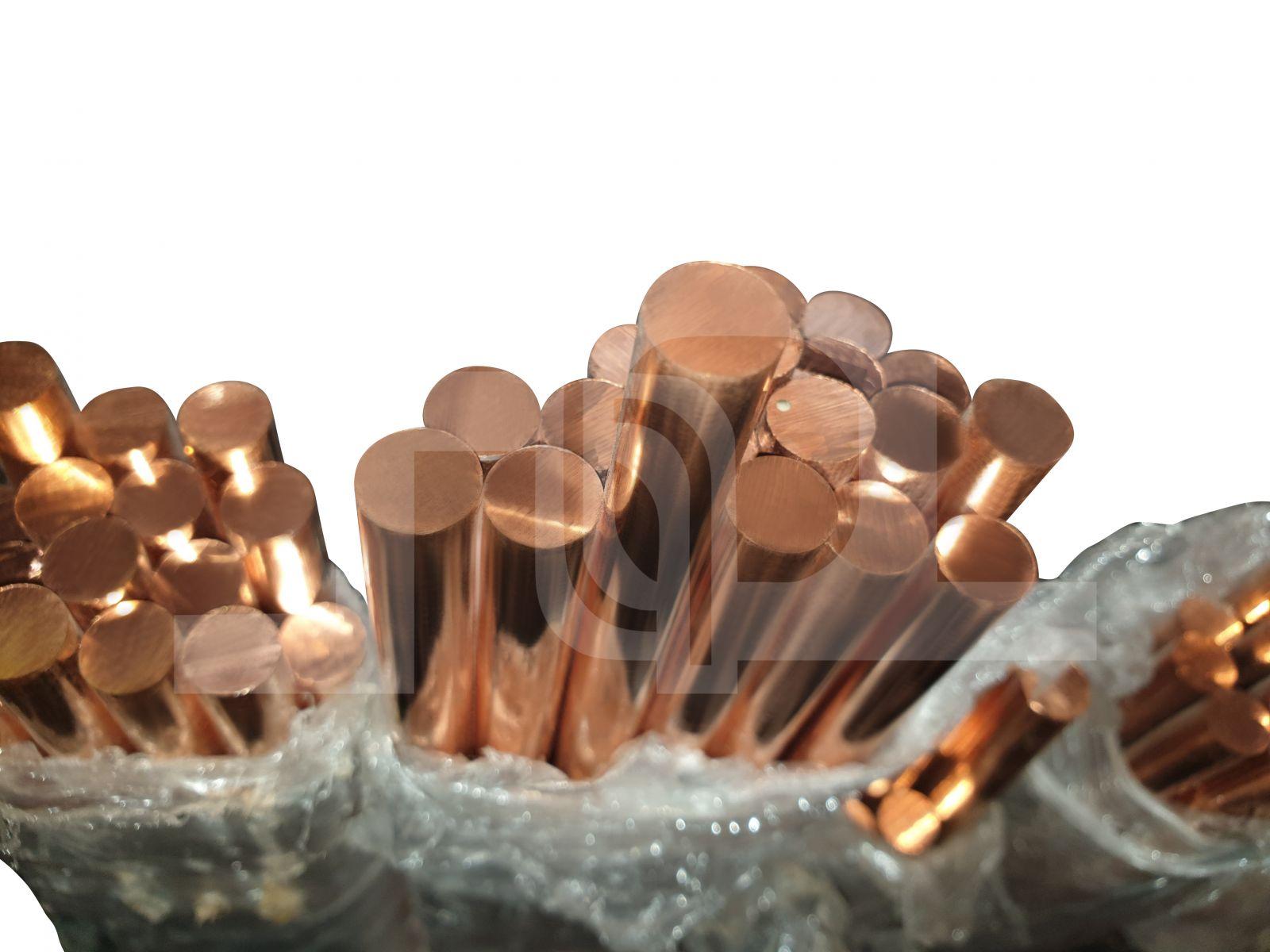 Copper Round Rod