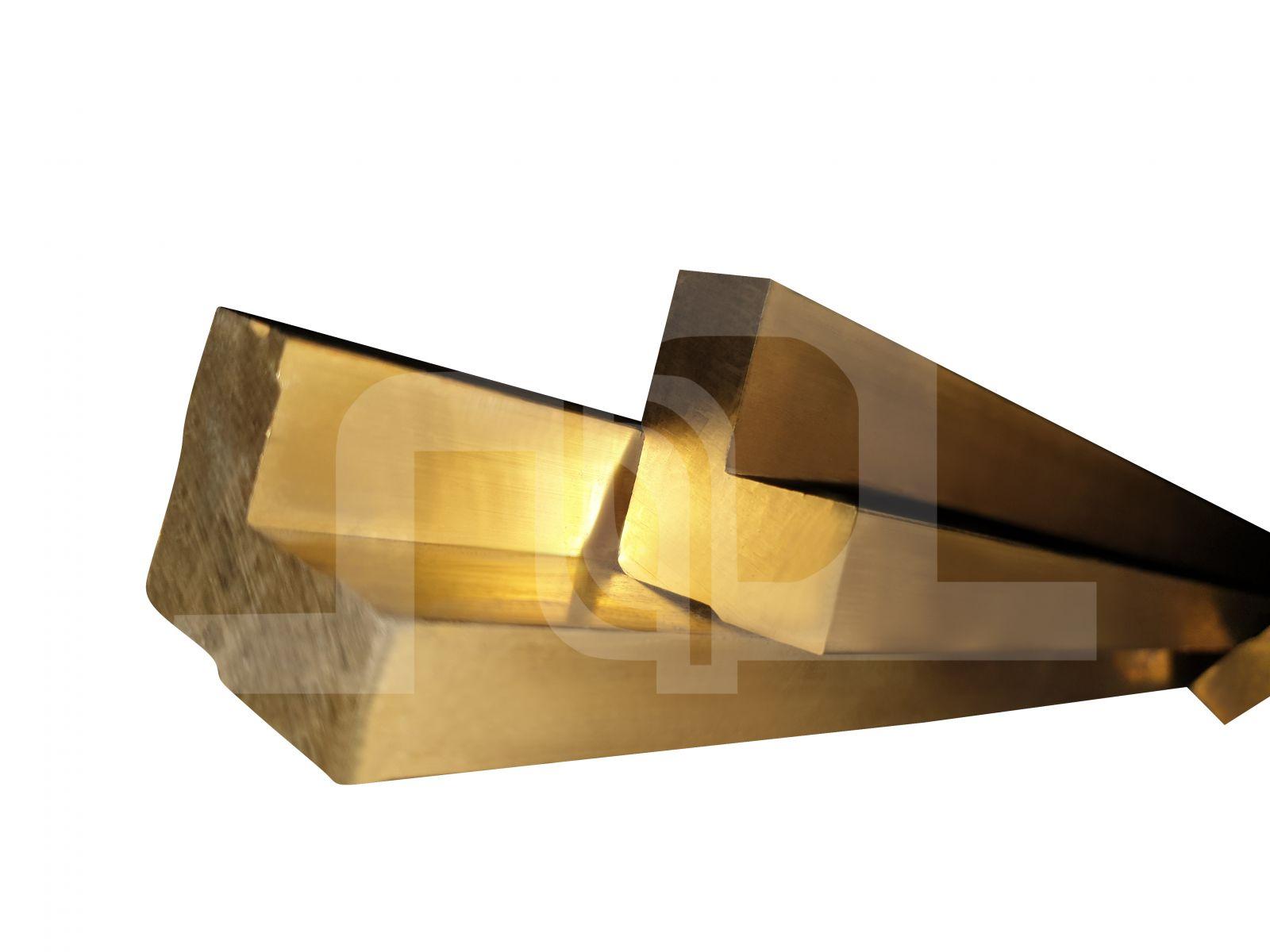 Brass Angles Rod